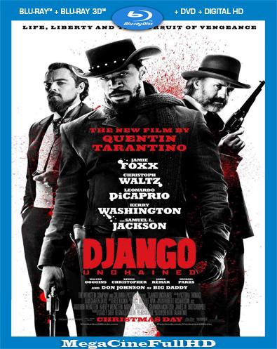 Django Unchained (2012) Full 1080P Latino