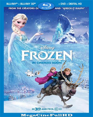 Frozen (2013) Full 1080P Latino