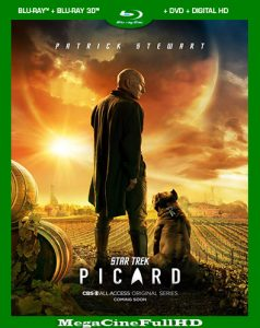 Star Trek: Picard (2020) Temporada 1 HD 1080P Latino ()