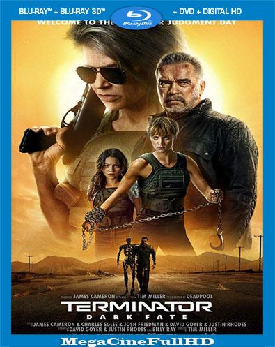 Terminator Destino Oculto 1080P Latino