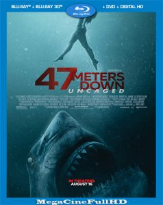 Terror A 47 Metros: El Segundo Ataque (2019) HD 1080P Latino ()