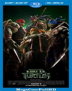 Tortugas Ninja (2014) Full 1080P Latino ()