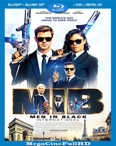 Hombres De Negro Internacional 1080p latino