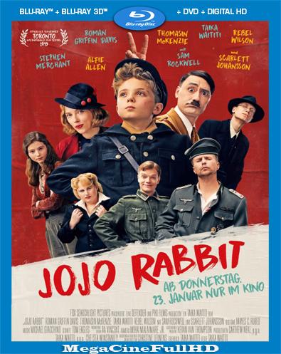 Jojo Rabbit Full 1080P Latino