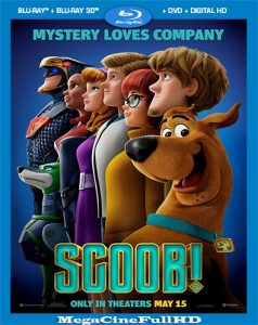 ¡Scooby! (2020) HD 1080P Latino ()