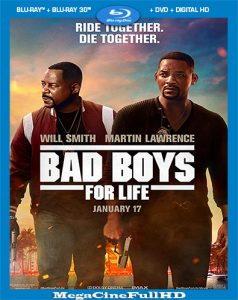 Bad Boys Para Siempre (2020) Full 1080P Latino ()
