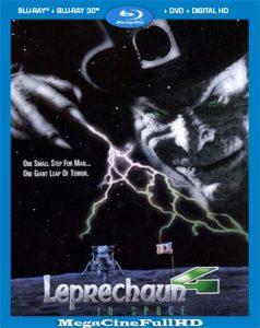 El Duende Maldito 4: En El Espacio (1996) BRrip HD 1080P Latino - 1996