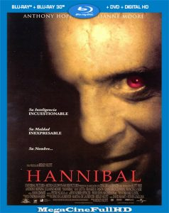 Hannibal (2001) Full 1080P Latino ()