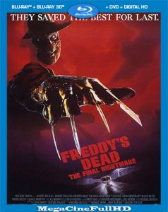 La Muerte De Freddy: La Pesadilla Final (1991) Full 1080P Latino - 1991