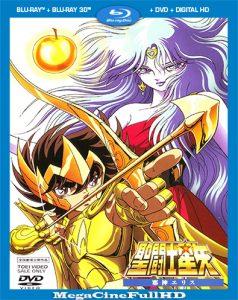 Los Caballeros Del Zodiaco Y La Reencarnación De Ellis, Diosa De La Guerra (1987) Full 1080P Latino ()