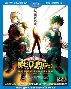My Hero Academia: Heroes Rising (2019) HD 1080P Subtitulado ()
