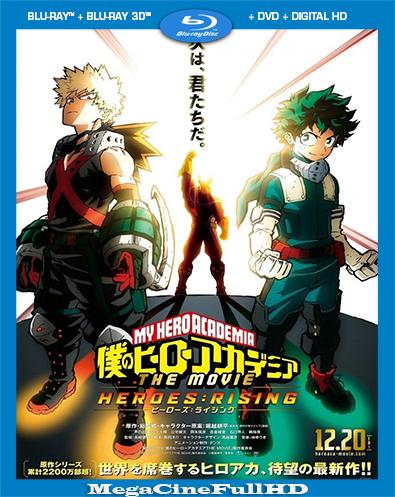 My Hero Academia Heroes Rising (2019) HD 1080P