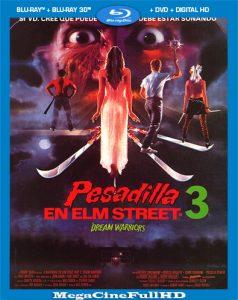 Pesadilla En La Calle Del Infierno 3 (1987) Full 1080P Latino ()