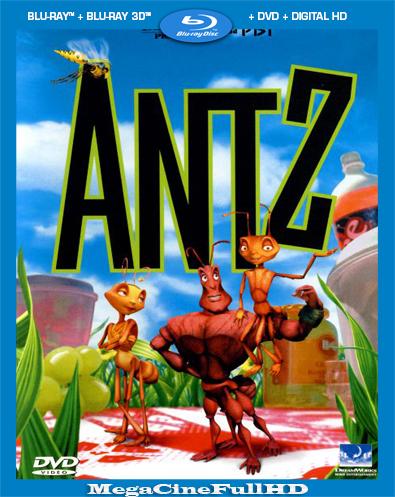 Antz Full 1080P Latino