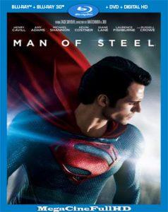 El Hombre De Acero (2013) Full 1080P Latino ()