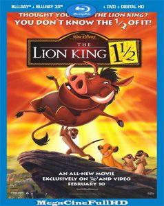 El Rey León 3 (2004) Full 1080P Latino ()