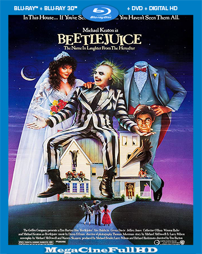 Beetlejuice Full 1080P Latino