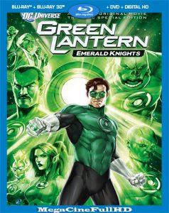 Linterna Verde: Caballeros Esmeralda (2011) HD 1080P Latino ()