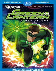 Linterna Verde: Primer Vuelo (2009) HD 1080P Latino ()