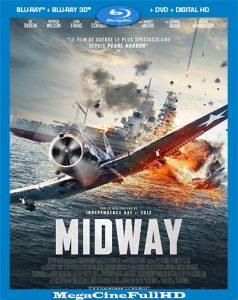 Midway: Batalla En El Pacífico (2019) Full 1080P Latino ()