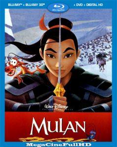 Mulan (1998) Full 1080P Latino ()