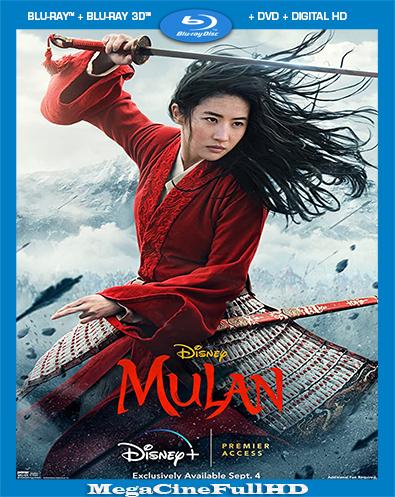 Mulan Full 1080P Latino