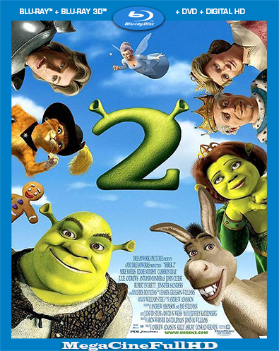 Shrek 2 (2004) Full 1080P latino