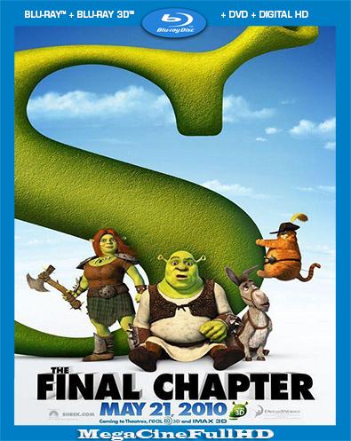Shrek 4 Full 1080P Latino
