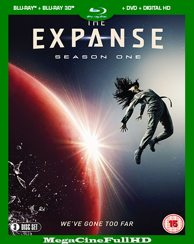 The Expanse Temporada 1 HD 1080P Latino