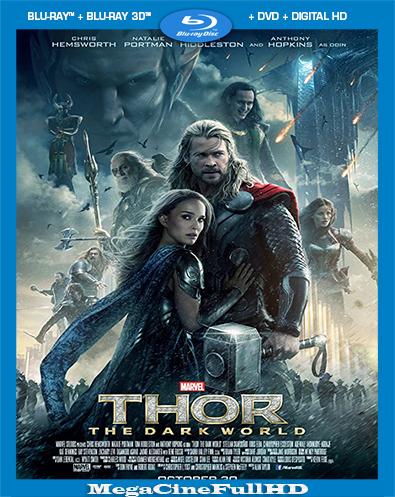 Thor Un Mundo Oscuro 1080p latino
