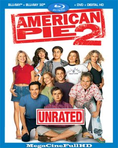 American Pie 2 (2001) UNRATED Full 1080P Latino ()