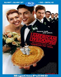 American Pie 3: La Boda (2003) UNRATED Full 1080P Latino - 2003