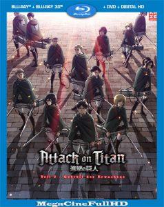 Attack On Titan: El Rugido Del Despertar (2018) Full 1080P Latino ()