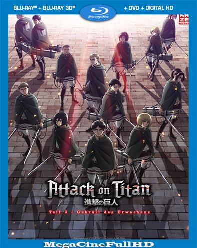 Attack On Titan: El Rugido Del Despertar (2018) Full 1080P Latino