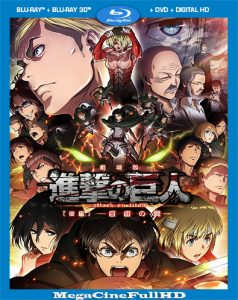 Attack On Titan: Las Alas De La Libertad (2015) Full 1080P Latino ()