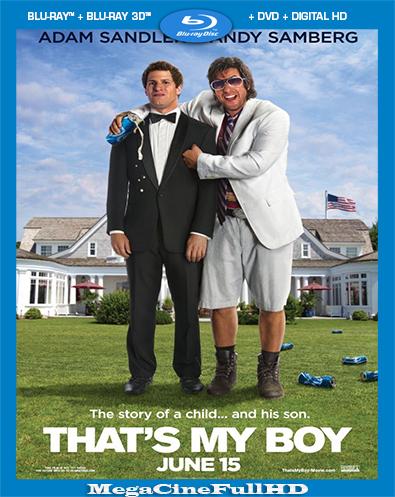 Ese Es Mi Hijo (2012) BRRIP Full 1080P Latino