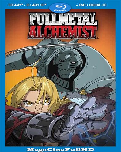 Fullmetal Alchemist (2003) HD 1080P Latino