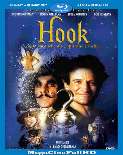 Hook: El Retorno Del Capitán Garfio (1991) Full 1080P Latino