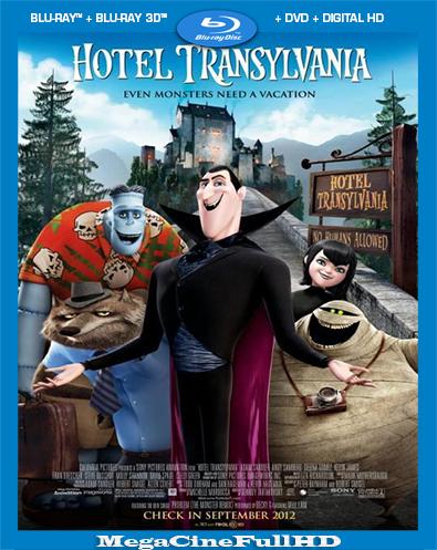 Hotel Transylvania Full 1080P Latino