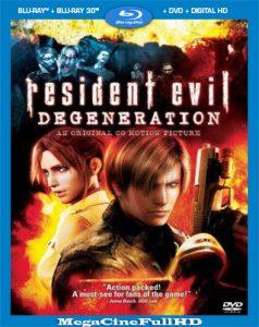 Resident Evil: Degeneración (2008) Full 1080P Latino ()