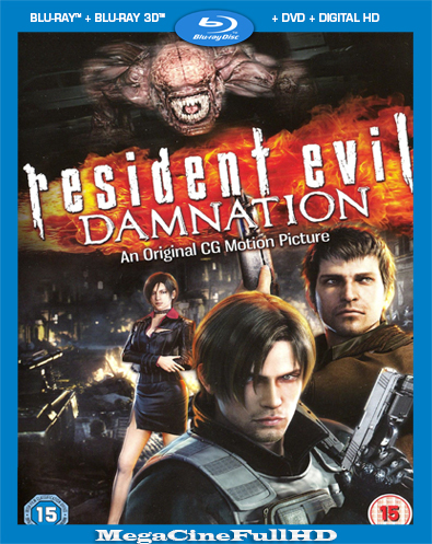 Resident Evil: La Maldición Full 1080P Latino