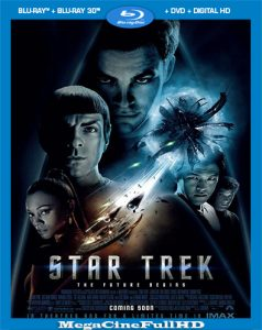 Star Trek (2009) Full 1080P Latino ()
