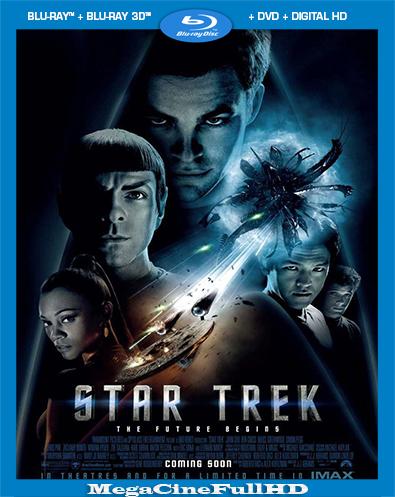 Star Trek (2009) Full 1080P Latino