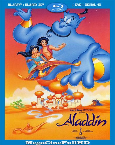 Aladdin (1992) BRRIP Full 1080P Latino