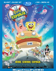 Bob Esponja: La Película (2004) Full 1080P Latino - 2004