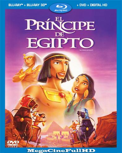 El Príncipe De Egipto (1998) BRRIP Full 1080P Latino