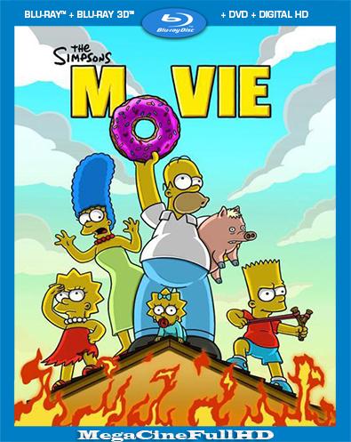 Los Simpson: La Película (2007) BRRIP Full 1080P Latino