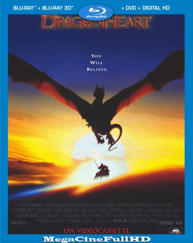 Corazon De Dragon (1996) REMASTERED Full 1080P Latino