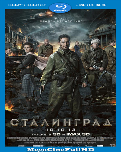 Stalingrad Full 1080P Latino