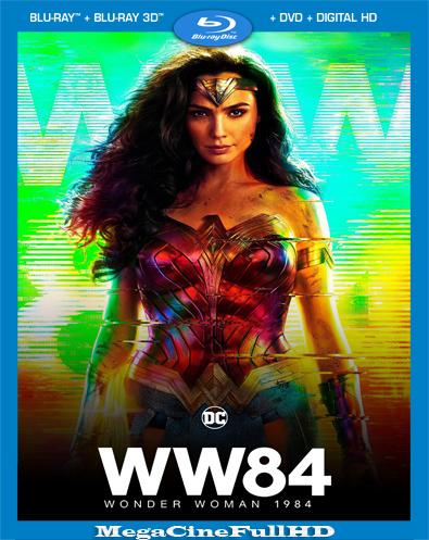 Wonder Woman 1984 (2020) Imax Full 1080P Latino